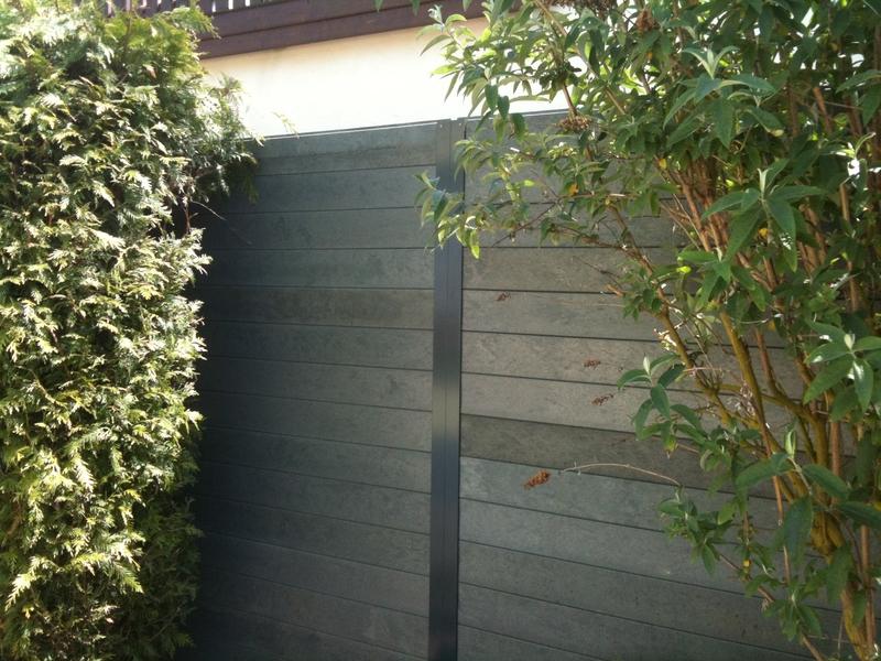 Sichtschutzwand preis auf anfrage metall kreativ ug shop - Sichtschutzwand metall ...