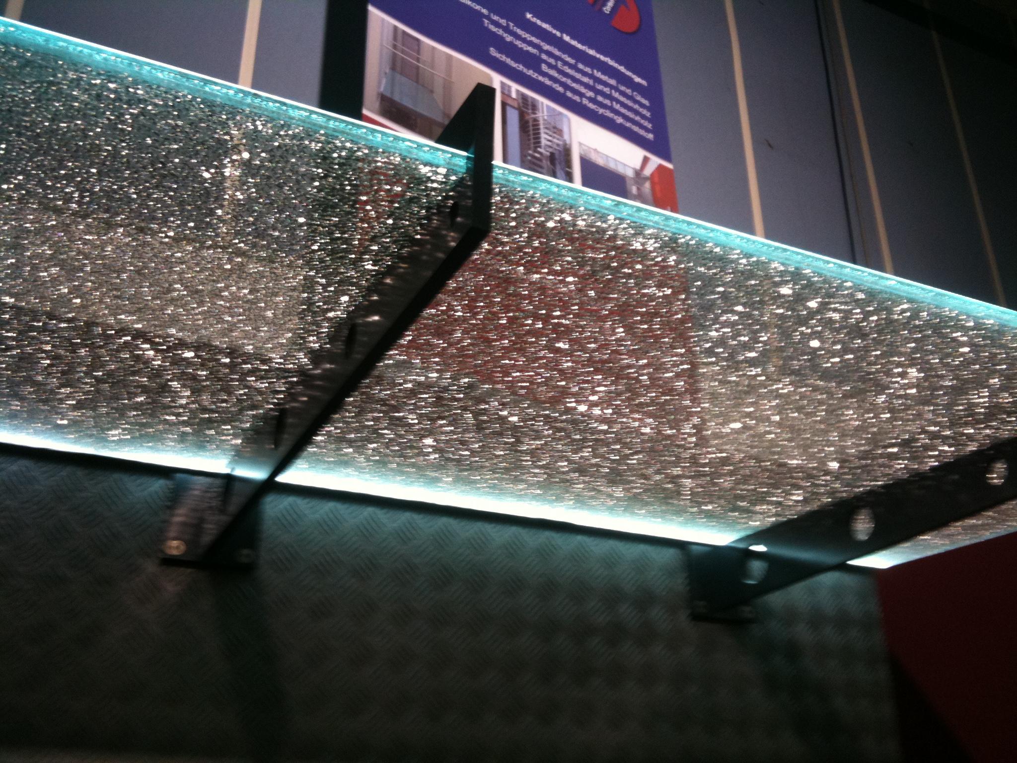 edelstahl vordach mit vsg crashglas preis auf anfrage preis auf anfrage metall kreativ ug shop. Black Bedroom Furniture Sets. Home Design Ideas