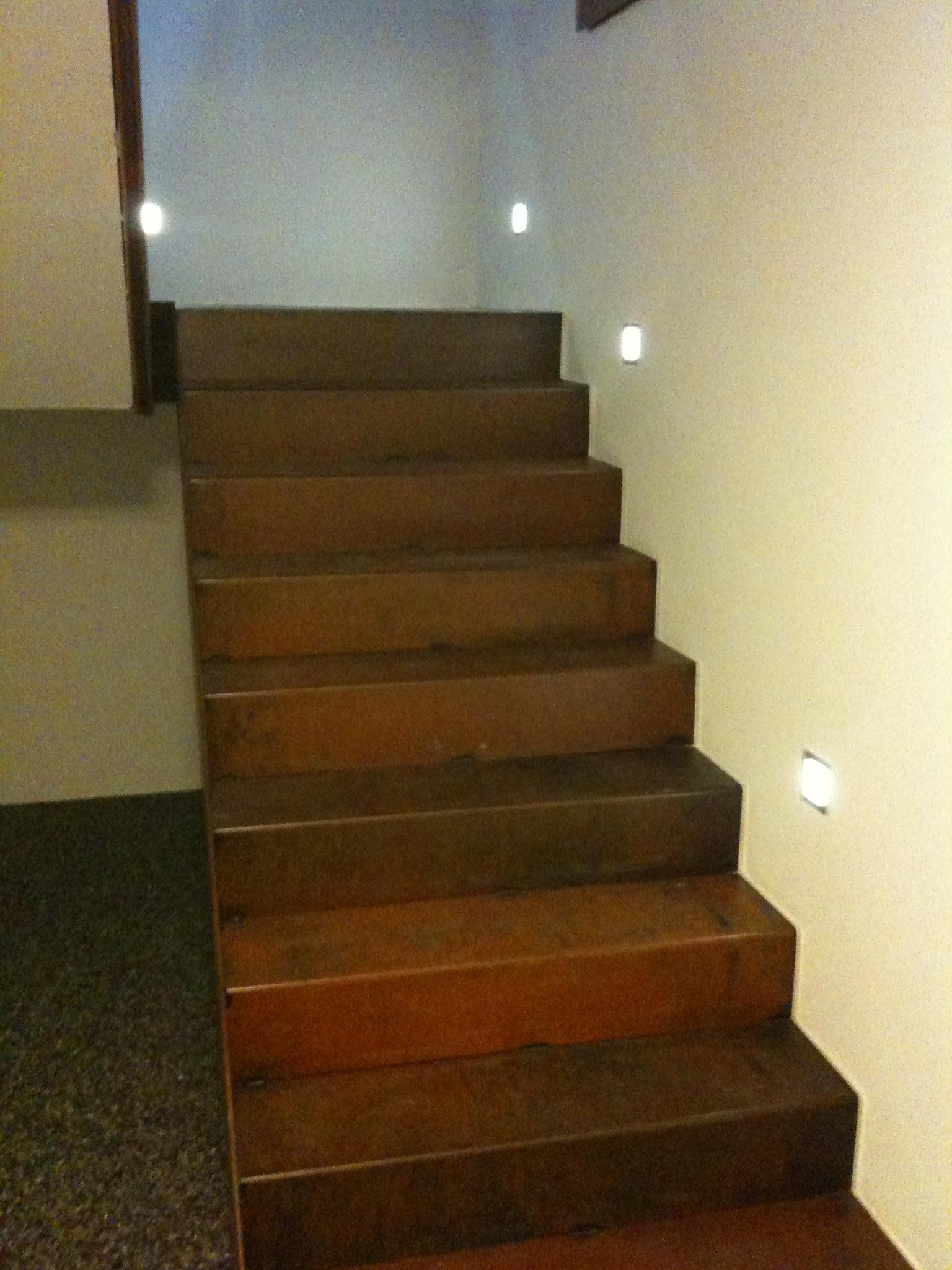 cor ten stahl faltwerktreppe preis auf anfrage metall. Black Bedroom Furniture Sets. Home Design Ideas